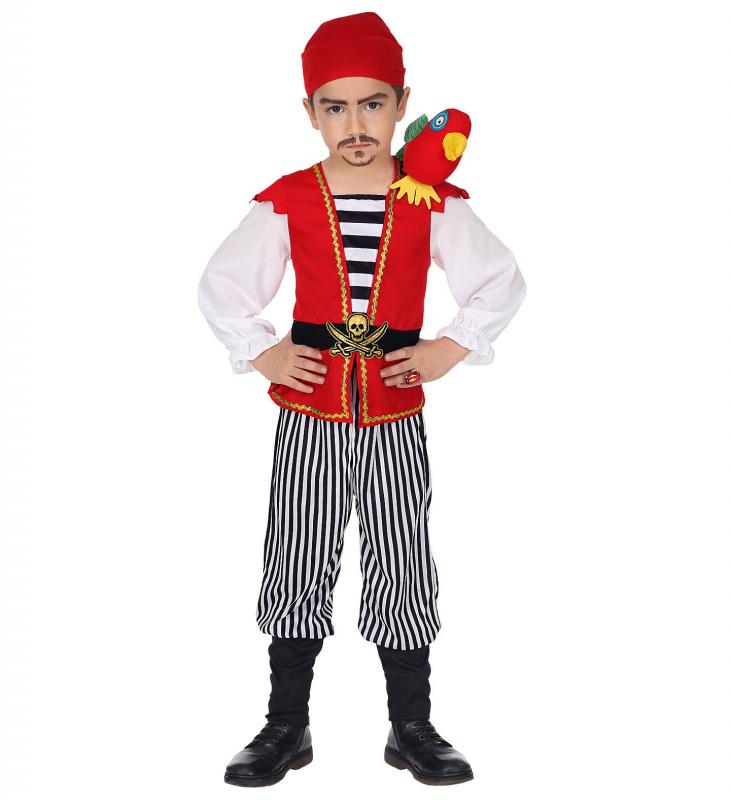 Pirat Maskeraddräkt Barn 104