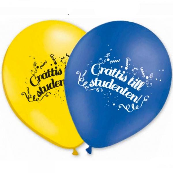 ballonger grattis Ballonger grattis till studenten ballonger grattis