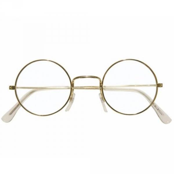 skridsko skor snygg på grossist Runda glasögon