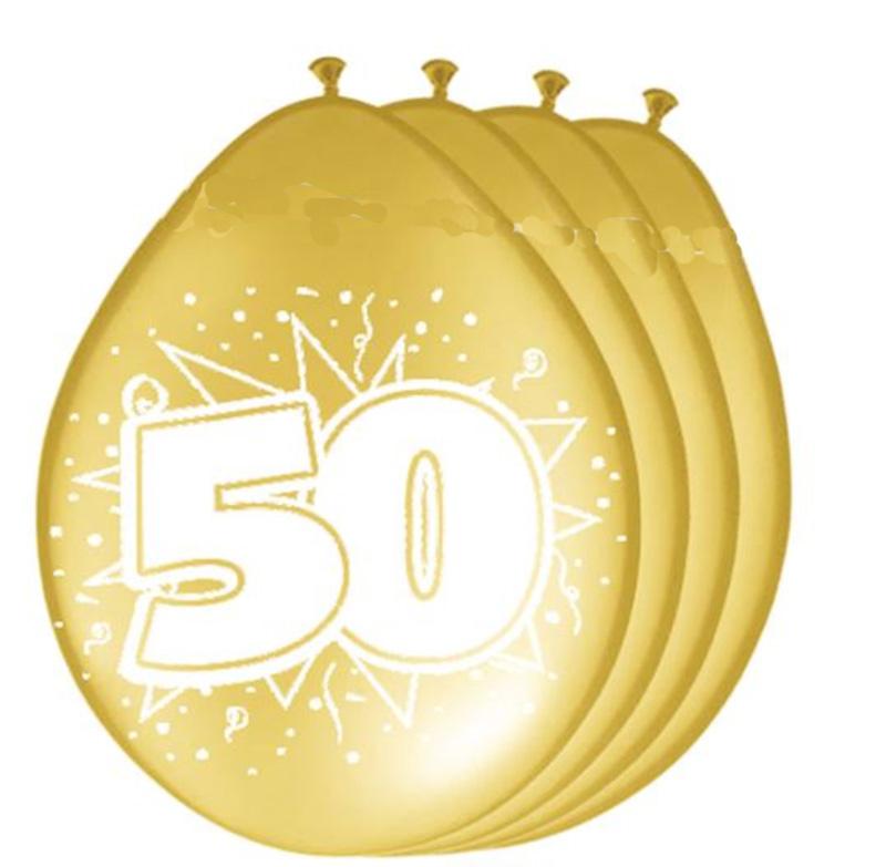 50 års ballonger Roliga prylar / Presenter / 50 års presenter 50 års ballonger