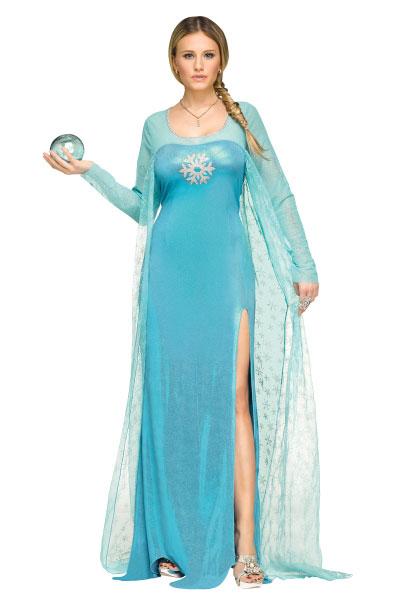 elsa frost klänning vuxen