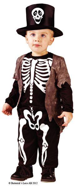 1f89aff62e57 Happy skeleton-dräkt, barn