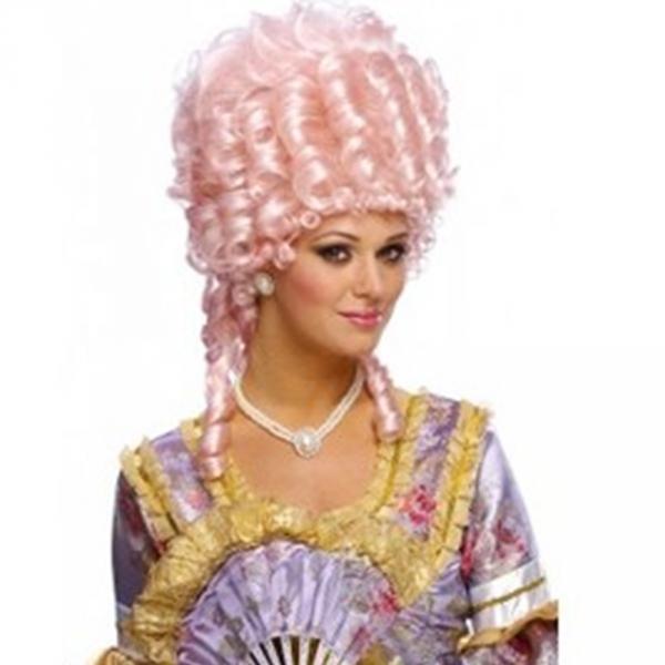 Marie Antoinette peruk 322e6fb783f00
