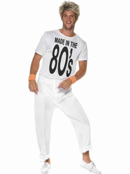 80-tal T-shirt med byxor 2b923de915f38