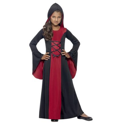 Vampyr Klänning Barn 4d943cc8a3aa4