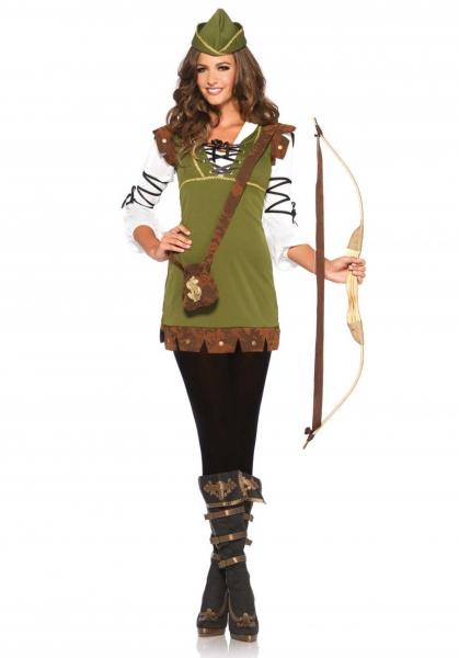 Robin Hood maskeraddräkt 5eb45763f0bd0