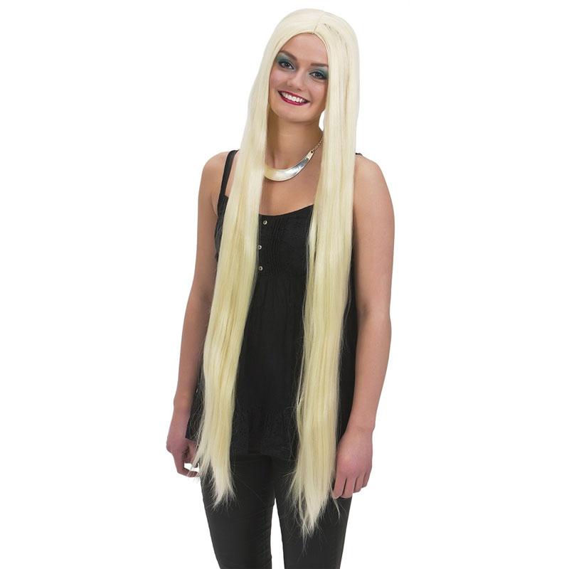 lång blond liten