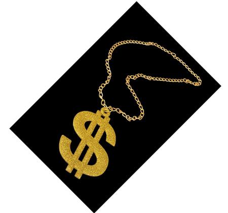 Dollar Halsband 09e1b9bf82733