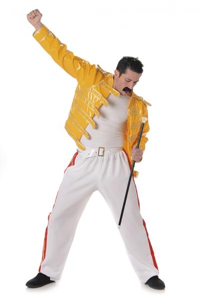 7e4d60fa Freddie Mercury maskeraddräkt