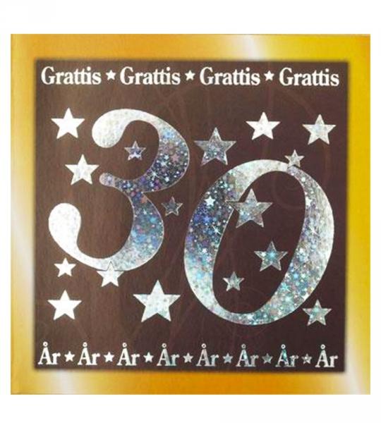 grattis på 30 årsdagen kort Grattis 30 år grattis på 30 årsdagen kort